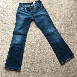 Ralph Lauren Kelly Bootcut Jean Size 4